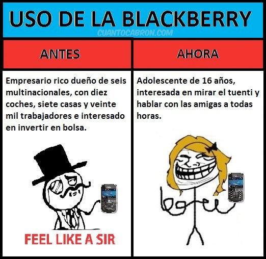 Feel_like_a_sir - Blackberry