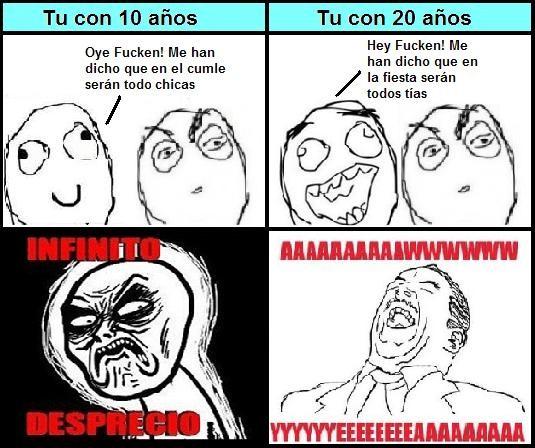 aww yea,cc,fiesta,infinito desprecio,meme