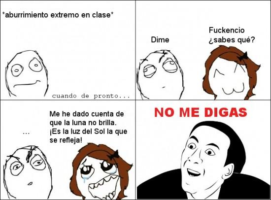 No_me_digas - No me digas