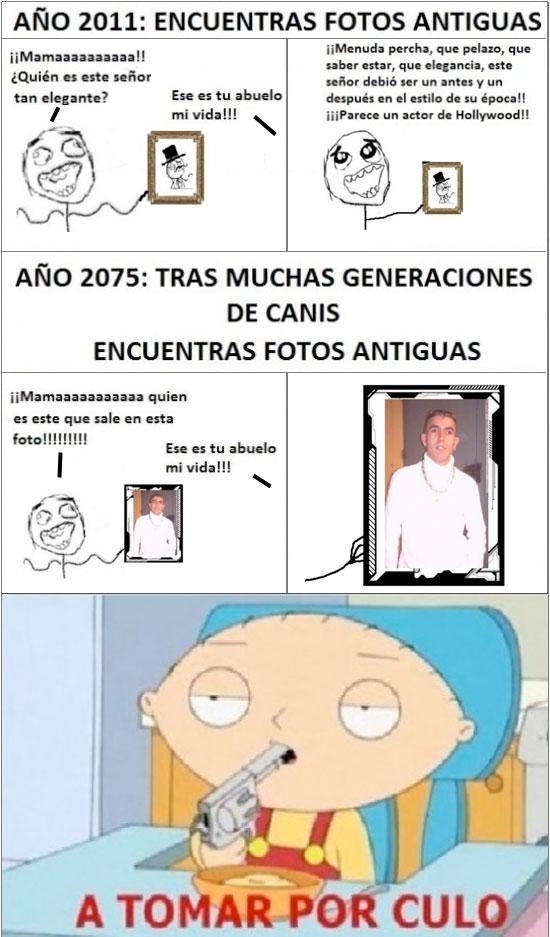 Feel_like_a_sir - Futuras Generaciones