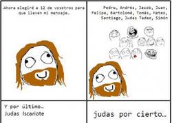Enlace a Cuidado con Judas