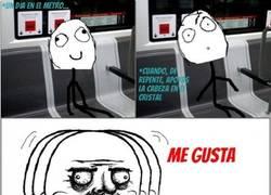 Enlace a En el metro