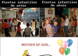Enlace a Fiestas Infantiles
