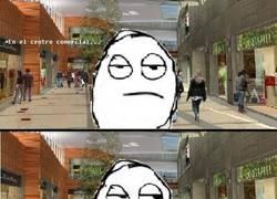 Enlace a En el centro comercial