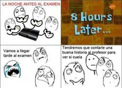 Enlace a Examen