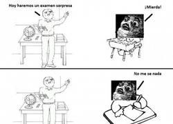 Enlace a Examen sorpresa