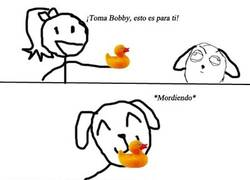 Enlace a Pato embrujado