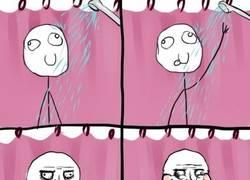 Enlace a Siempre lo hago en la ducha