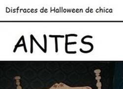 Enlace a Disfraces de Halloween