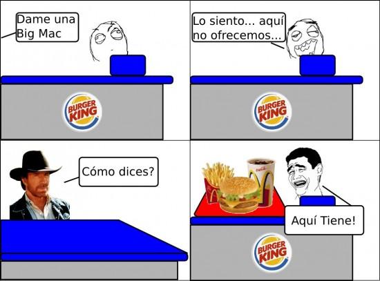 Yao - Quiero un Big Mac