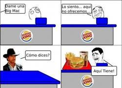 Enlace a Quiero un Big Mac