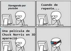 Enlace a Gafas 3D