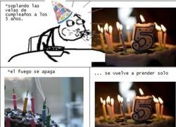 Enlace a Velas de cumpleaños