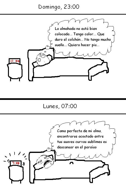 Mix - Sensación de estar en la cama