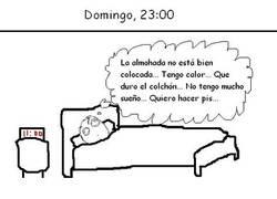 Enlace a Sensación de estar en la cama