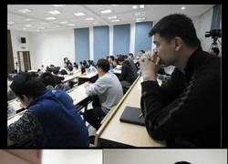 Enlace a Yao Ming vuelve a la Universidad