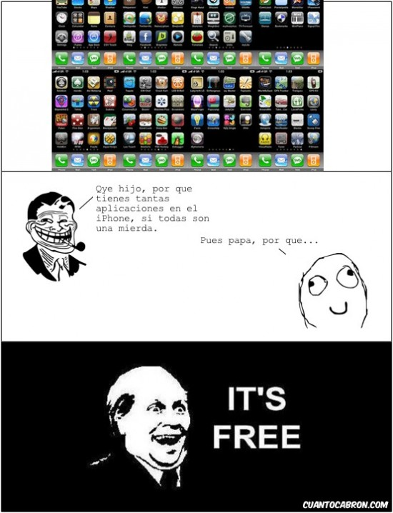 Its_free - Aplicaciones de iPhone