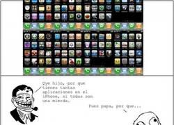 Enlace a Aplicaciones de iPhone