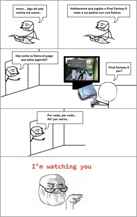 Im_watching_you - Noticia inquietante