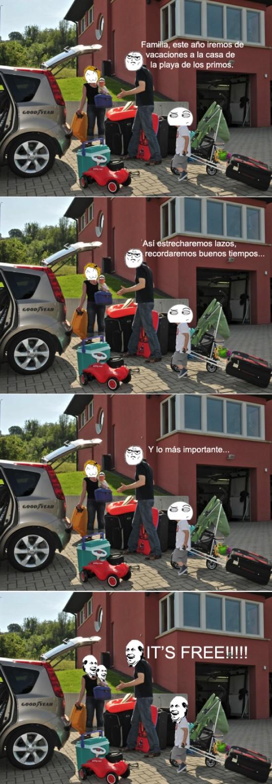Its_free - Vacaciones en Familia