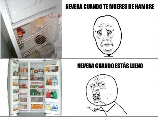Mix - La nevera
