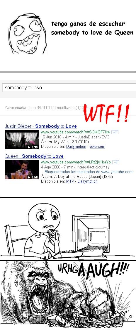 Otros - Somebody to Love