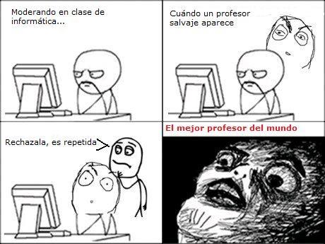 Clase,Informatica,Profesor