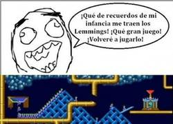 Enlace a Lemmings
