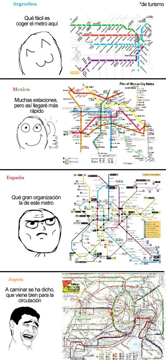 Yao - Metros alrededor del mundo