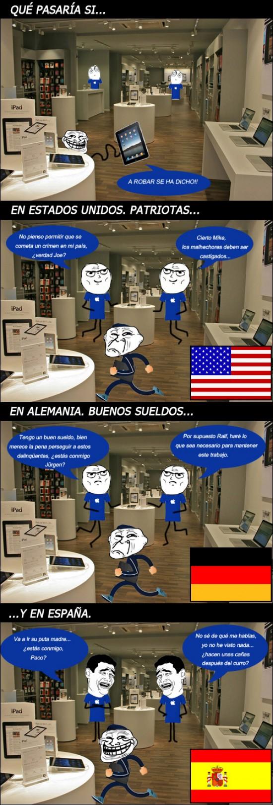 Yao - Realidad española