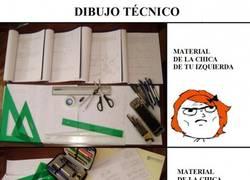 Enlace a Material de dibujo técnico not found
