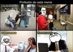 Enlace a Profesión de cada meme