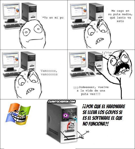 Y_u_no - La culpa no es del hardware