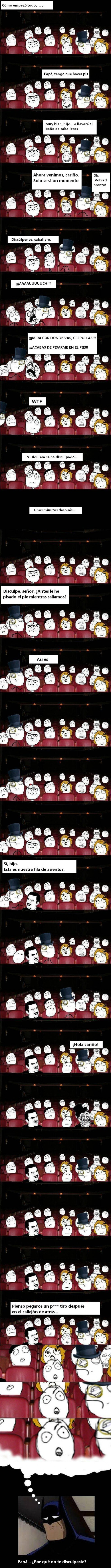 batman,hijo,padre,pisar,teatro