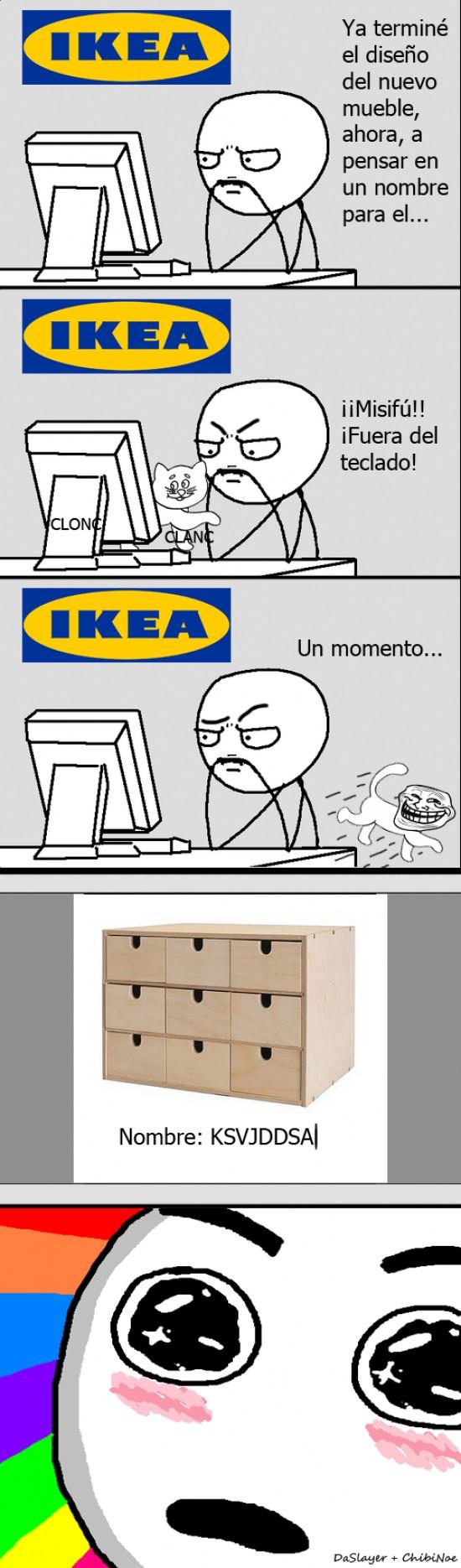 Amazed - Nombres de IKEA
