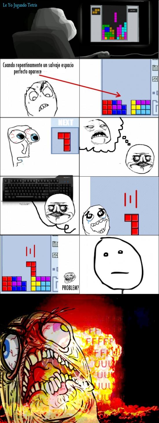 Ffffuuuuuuuuuu - Maldito Tetris