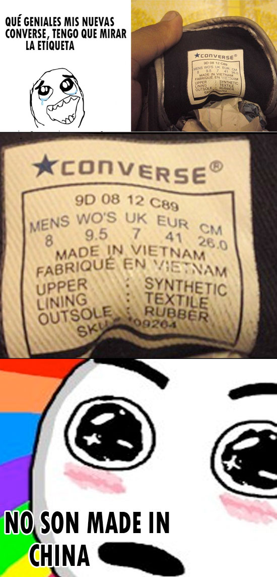 Amazed - Made In China