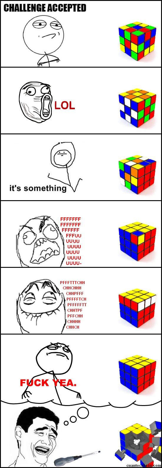 Mix - Resolviendo el Cubo Rubik