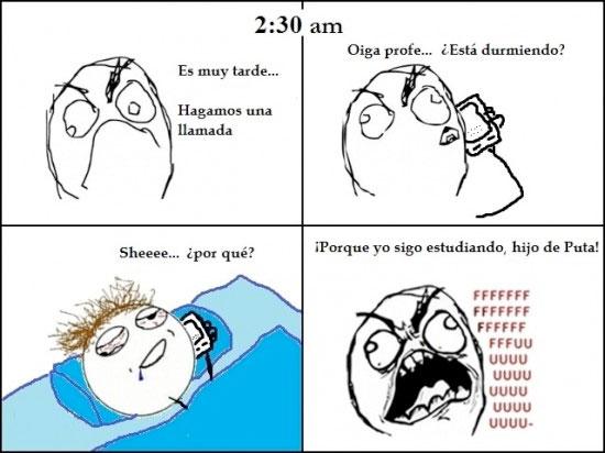despertar,estudiar,fffuuu,profesor,rage