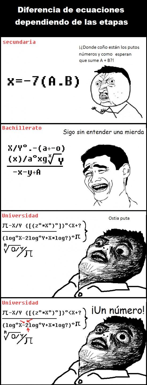 Inglip - Ecuaciones