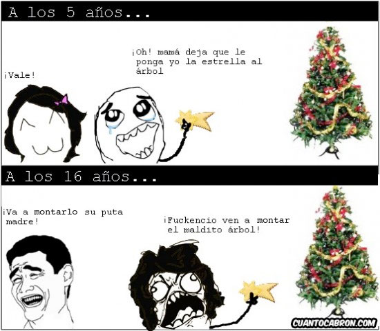 Yao - ¡Navidad! ¡Navidad!