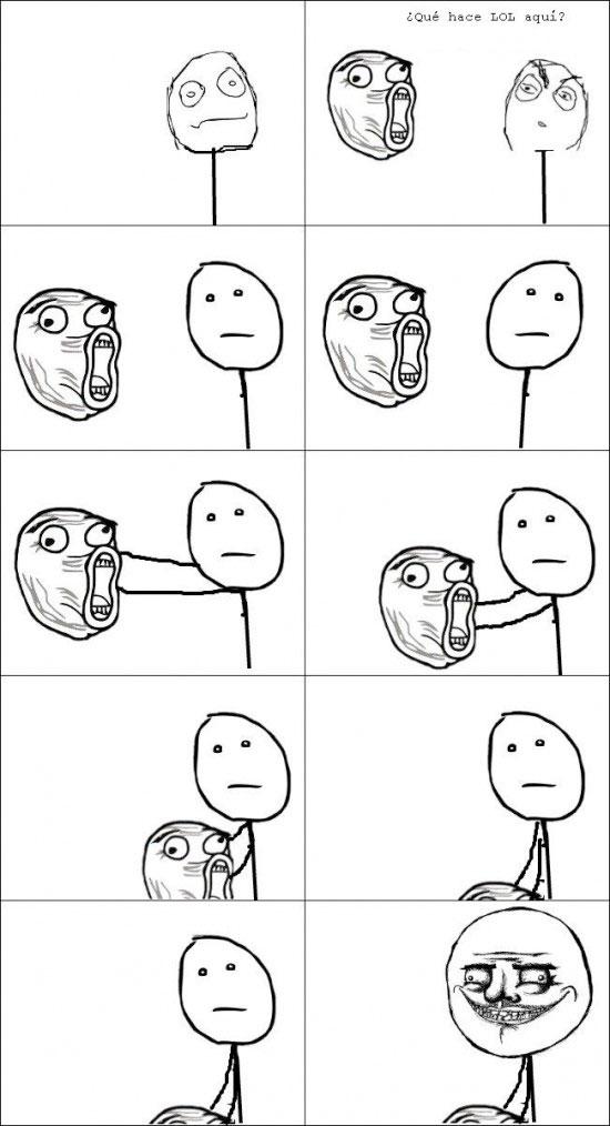 LOL,Me gusta,Poker Face