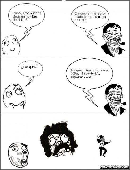 Trolldad - Dora la aspiradora