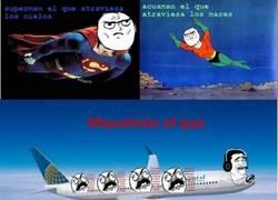 Enlace a Super héroes
