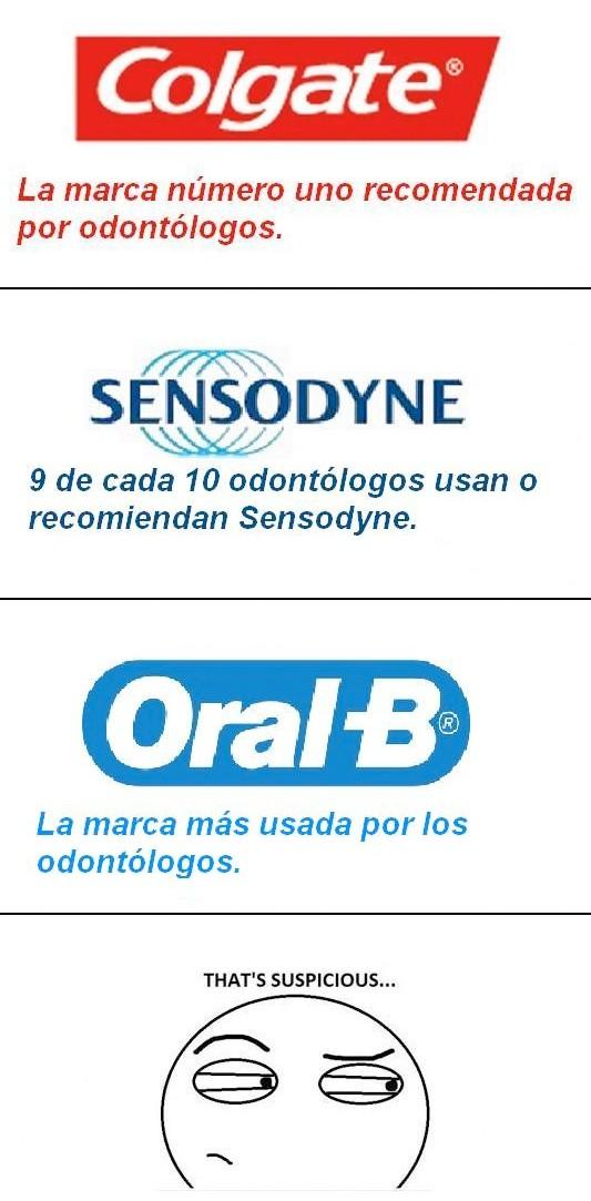 dentifricos,odontólogos,usar
