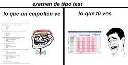 Enlace a El examen tipo test