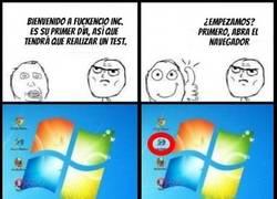 Enlace a ¿Internet Explorer?