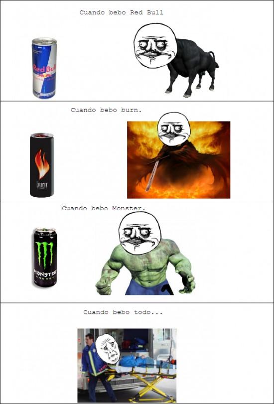 Mix - Bebidas energéticas