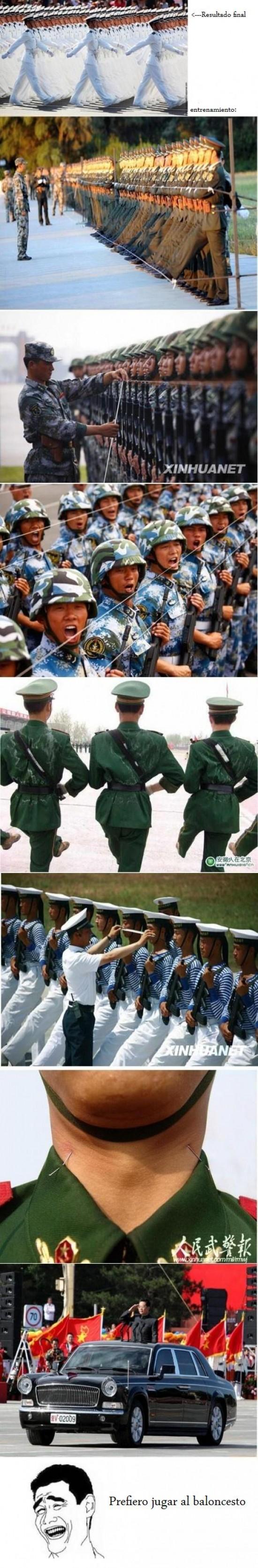 Yao - En China o te alistas al ejército o te vas a la NBA