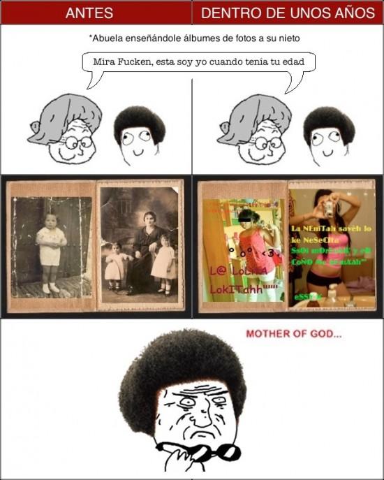 Mother_of_god - Recordando viejos tiempos